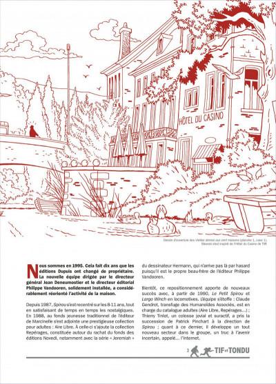 Page 3 Tif et Tondu ; INTEGRALE VOL.13 ; tueurs en serie