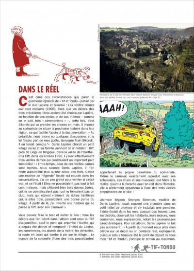 Page 5 Tif et Tondu ; INTEGRALE VOL.13 ; tueurs en serie