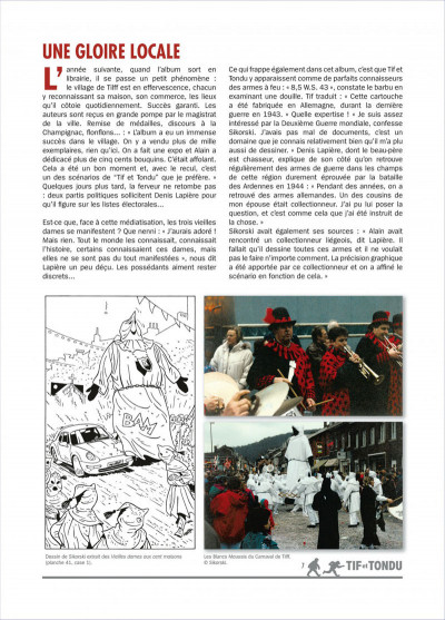 Page 7 Tif et Tondu ; INTEGRALE VOL.13 ; tueurs en serie