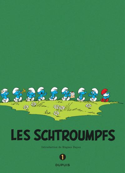 Page 3 Les Schtroumpfs - intégrale tome 1