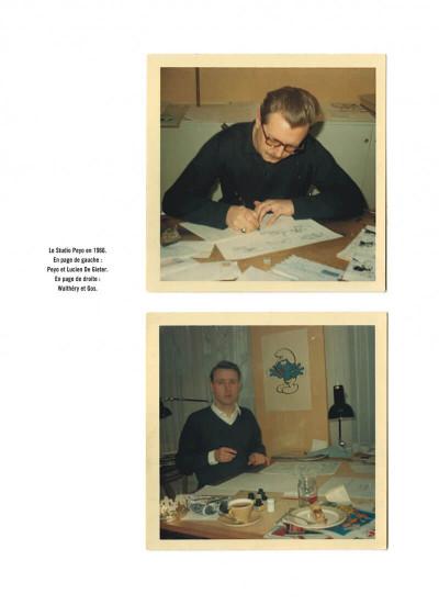 Page 6 Les Schtroumpfs - intégrale tome 1
