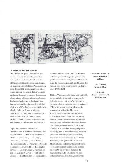 Page 7 La patrouille des castors - intégrale tome 7