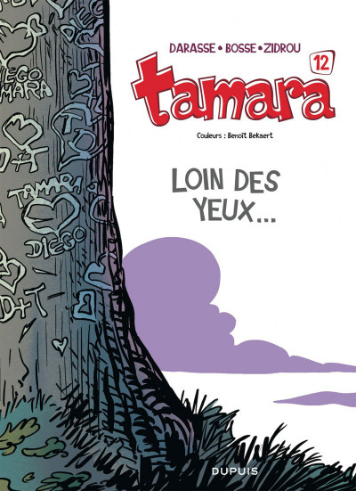 Page 1 Tamara - tome 12 - Loin des yeux…