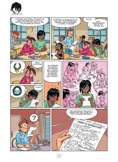 Page 6 Tamara - tome 12 - Loin des yeux…