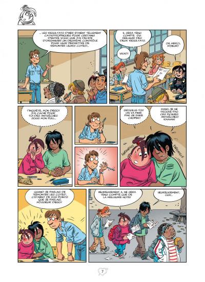 Page 7 Tamara - tome 12 - Loin des yeux…