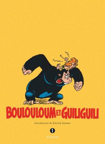 Page 3 Boulouloum et Guiliguili intégrale tome 1