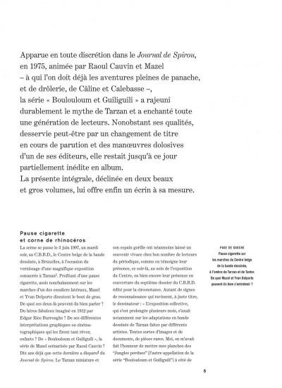 Page 5 Boulouloum et Guiliguili intégrale tome 1