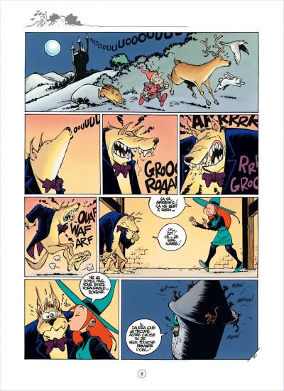 Page 8 Mélusine tome 10 : contes de la pleine lune