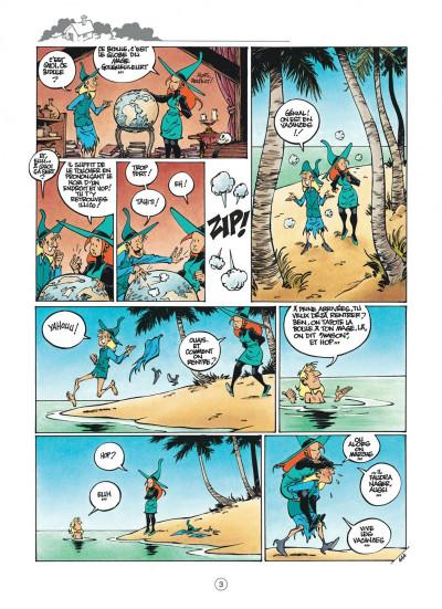 Page 3 Mélusine tome 18 - malédiction (nouvelle édition)