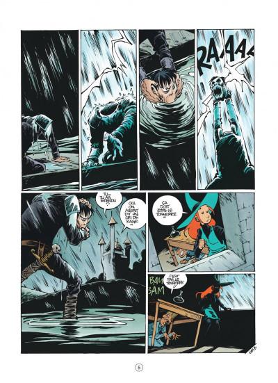 Page 5 Mélusine tome 18 - malédiction (nouvelle édition)