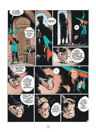 Page 6 Mélusine tome 18 - malédiction (nouvelle édition)