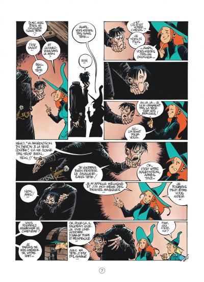 Page 7 Mélusine tome 18 - malédiction (nouvelle édition)