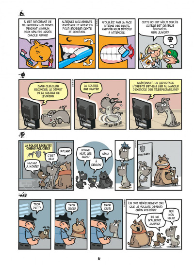 Page 5 Nelson tome 16