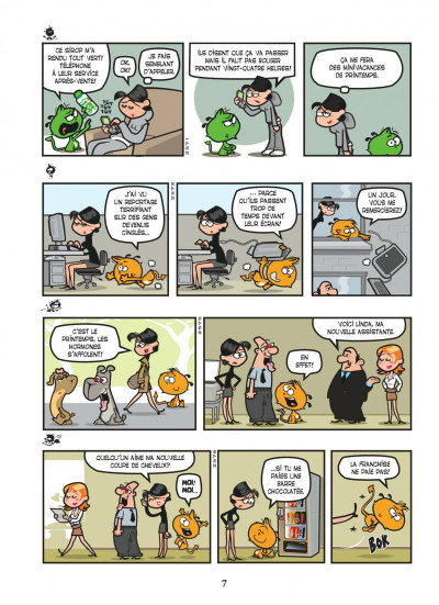 Page 7 Nelson tome 16