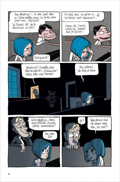 Page 8 Gisèle et Béatrice