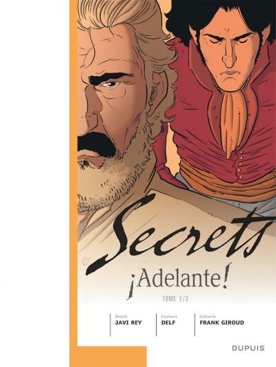Page 1 secrets - adelante ! Tome 2/2