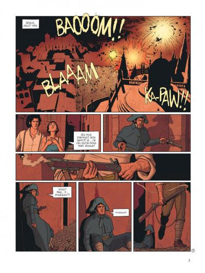 Page 3 secrets - adelante ! Tome 2/2