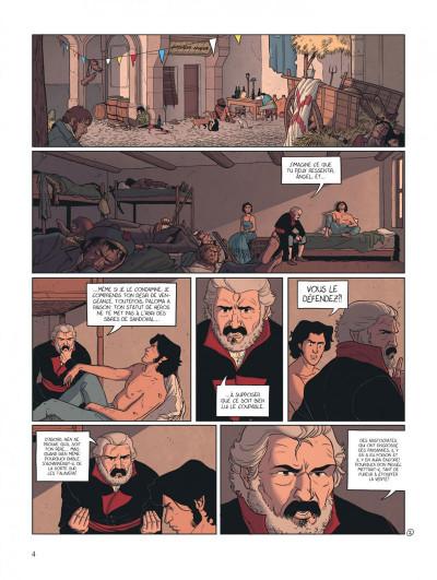 Page 4 secrets - adelante ! Tome 2/2