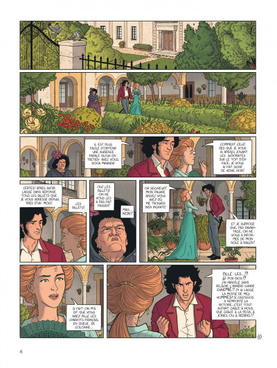 Page 6 secrets - adelante ! Tome 2/2