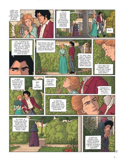 Page 7 secrets - adelante ! Tome 2/2