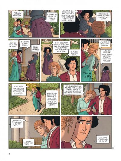 Page 8 secrets - adelante ! Tome 2/2