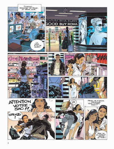 Page 2 Largo Winch tome 19