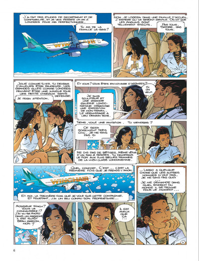 Page 6 Largo Winch tome 19