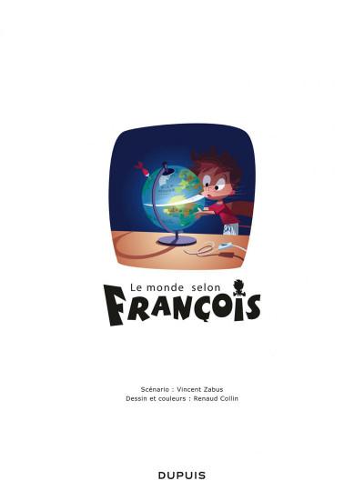 Page 1 Le monde selon François - intégrale