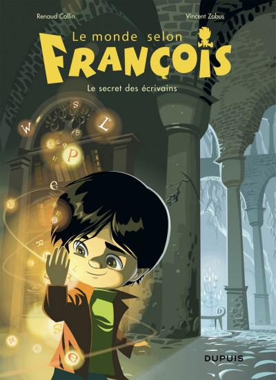 Page 3 Le monde selon François - intégrale