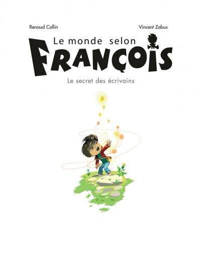 Page 5 Le monde selon François - intégrale