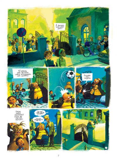 Page 7 Le monde selon François - intégrale