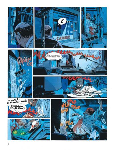Page 6 Largo Winch tome 9 - voir Venise...