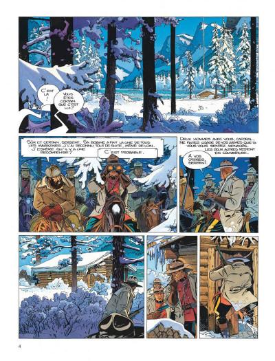 Page 4 Largo Winch tome 14 - la loi du dollar