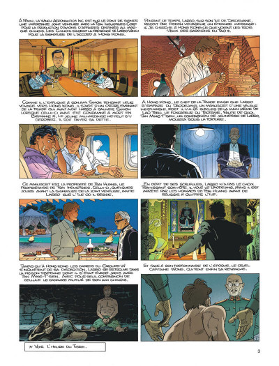 Page 3 Largo Winch tome 16