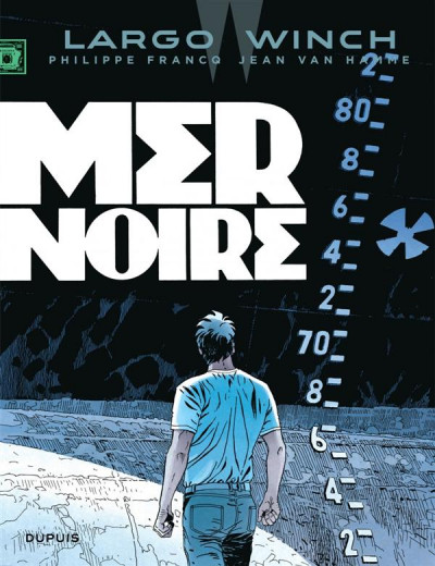 Couverture Largo Winch tome 17