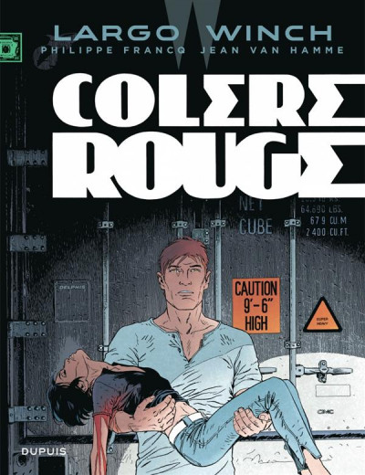Couverture Largo Winch tome 18
