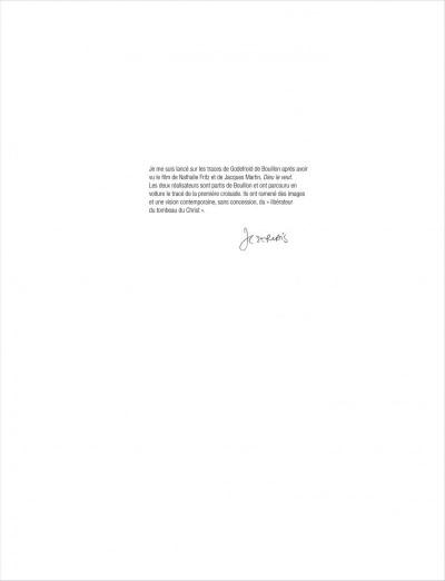 Page 8 Godefroid de Bouillon - intégrale