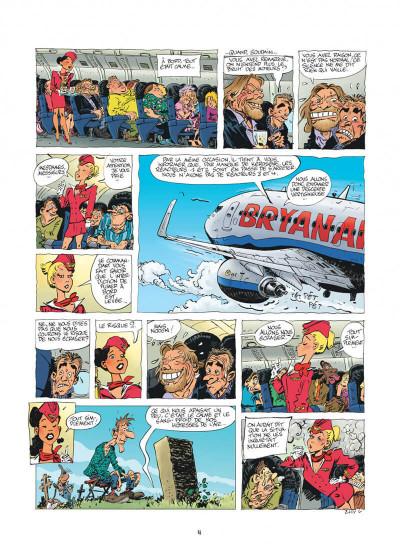 Page 4 Pierre Tombal tome 30 - questions de vie et de mort