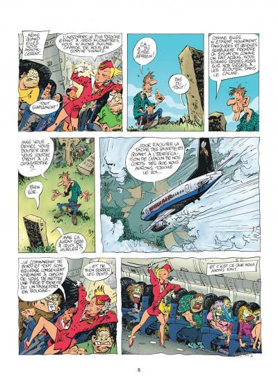 Page 5 Pierre Tombal tome 30 - questions de vie et de mort