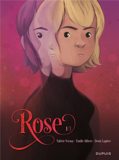 Couverture Rose tome 1
