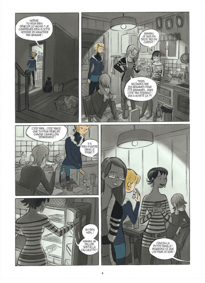 Page 4 Rose tome 1