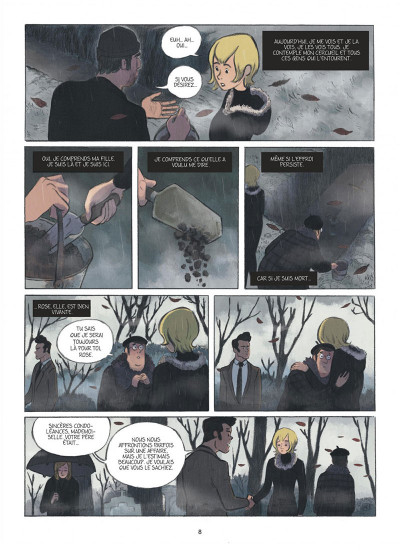 Page 8 Rose tome 1