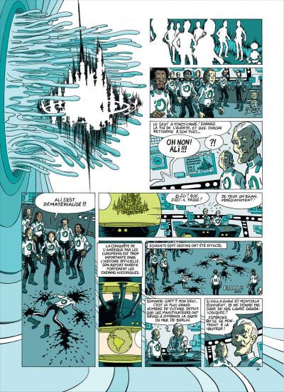 Page 6 les brigades du temps tome 2 - a grande armada