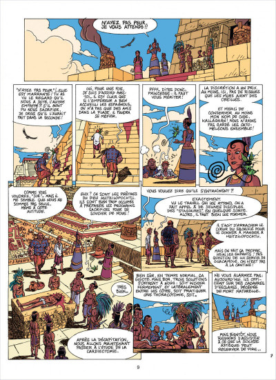 Page 9 les brigades du temps tome 2 - a grande armada