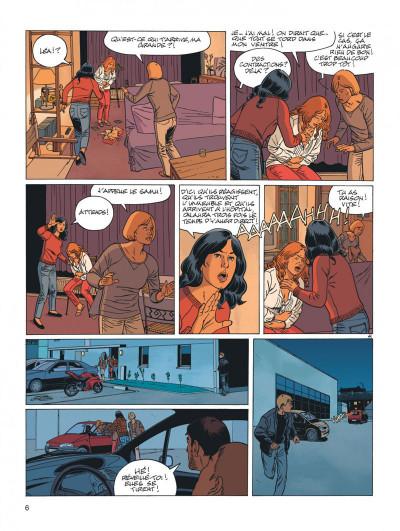 Page 6 secrets - cavale tome 3/3