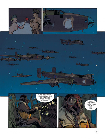 Page 2 dent d'ours tome 2 - Hanna
