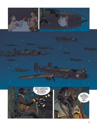 Page 3 dent d'ours tome 2 - Hanna