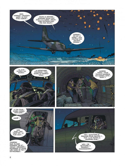 Page 6 dent d'ours tome 2 - Hanna
