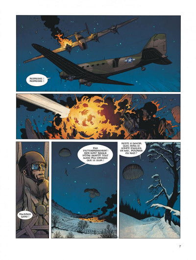 Page 7 dent d'ours tome 2 - Hanna