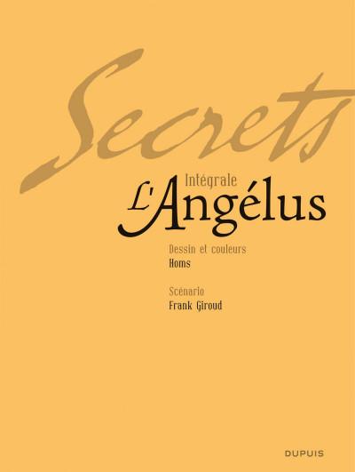 Page 3 Secrets, l'angélus - intégrale